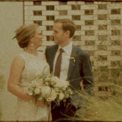Jane + Jared's Super 8mm Wedding Highlight Film