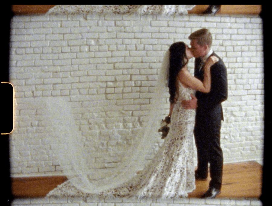 Super 8 Wedding Film at One Eleven East in Hutto, TX | Anna + Dyer