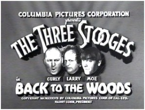 The Three Stooges: Back to the Woods