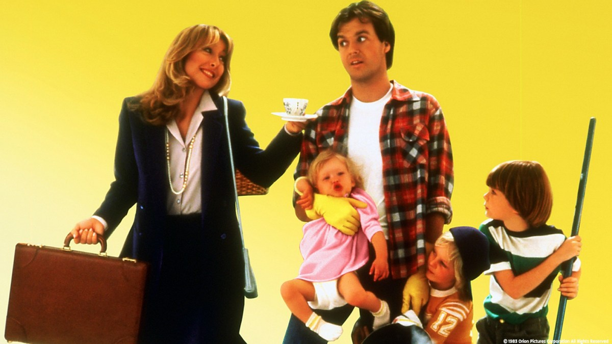 "Career Advice From ""Mr Mom"": You're Doing It Wrong!"