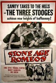 The Three Stooges: Stone Age Romeos