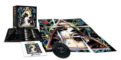Def Leppard Hysteria The Singles Box Set