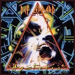 Past vs. Present: Billboard Album Charts Archive Comparison: This Week vs. Same Week (1978 & 1988) - Article (Def Leppard Hysteria album cover)