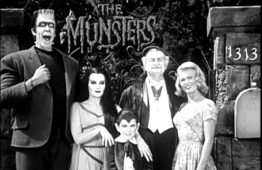 The Munster TV Series