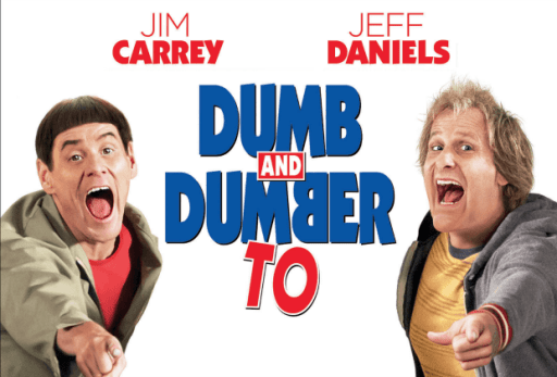 Dumb And Dumber To (sequel)