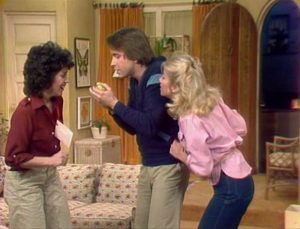 Three's Company Episode: Bird Song