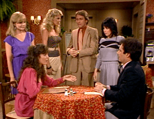 Three's Company episodes: Alias Jack Tripper (Rita Wilson dates Jack/Larry)