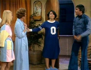 Three's Company Episode: And Mother Makes Four