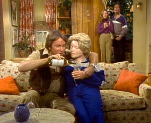 Three's Company Episode: Boy Meets Dummy (Jack with CPR dummy)