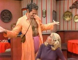 Three's Company Episode: Chrissy and the Guru (Rama Mageesh)