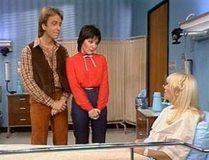Three's Company Episode: Chrissy's Hospitality