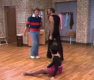 Three's Company Episode: Some of that Jazz (Janet and ballet dance instructor)