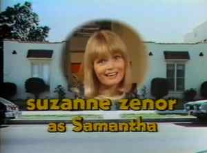 Three's Company Pilot: Suzanne Zenor as Samantha (Chrissy character)