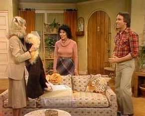 Three's Company Episode: The Gift