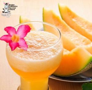 Sweet Melon Smoothie