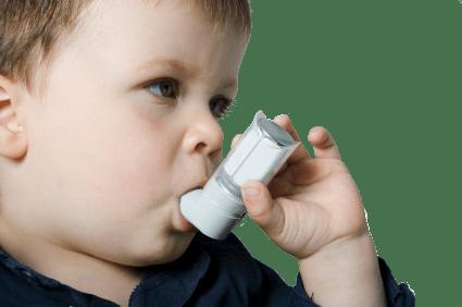 Asthma, history