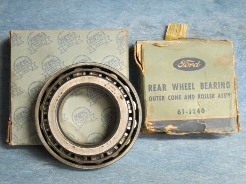1938 39 40 41 42 46 47 Ford 1 Ton Truck NOS Rear Wheel Bearing Outer