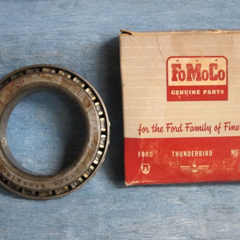 1956 1957 Ford Truck F350 P400 P350 NOS Differential Bearing Cone & Roller Assy