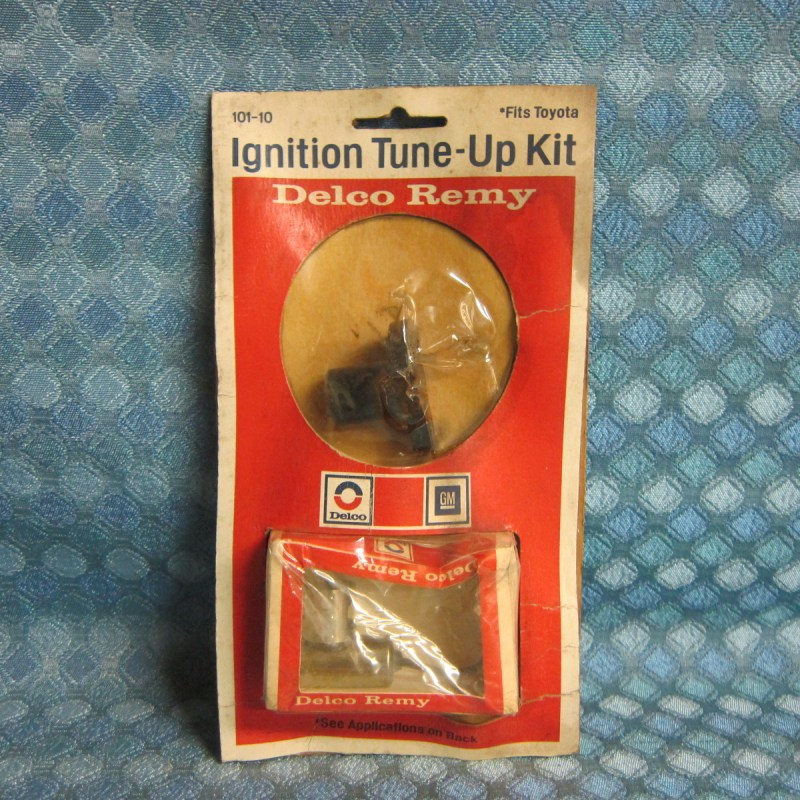 1965-70 Toyota Scout Landcruiser 68-72 Hilux NORS Tune Up Kit 66 67 69 71 SEE AD