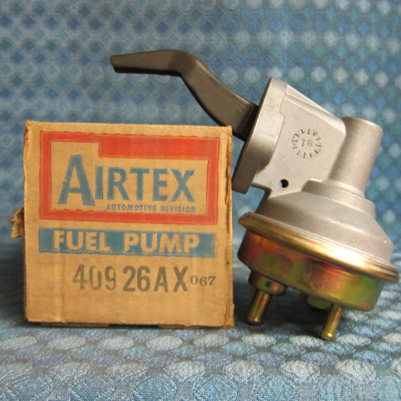 1968 69 70 71 Buick NORS Fuel Pump 350 V8 with Air Cond. # 409026