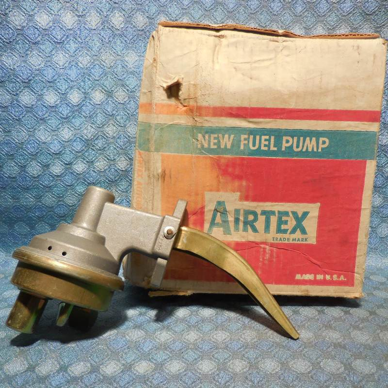 1970-71 Oldsmobile 350 V8 NORS Fuel Pump # 40772 SEE AD