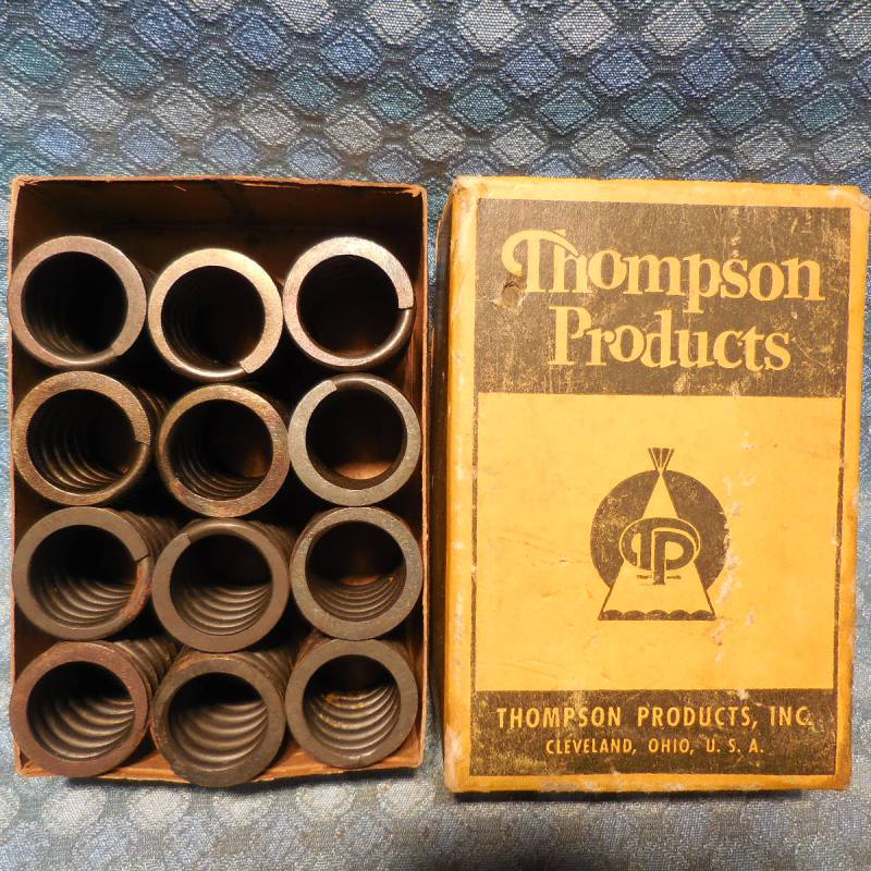 1934 1935 Dodge Truck NORS Valve Springs Set of 12 (SEE DETAILED AD)