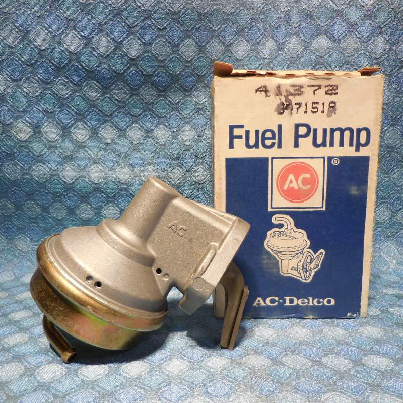 1979-1980 Chevrolet Pontiac Oldsmobile 4 Cyl NOS AC Fuel Pump # 41372