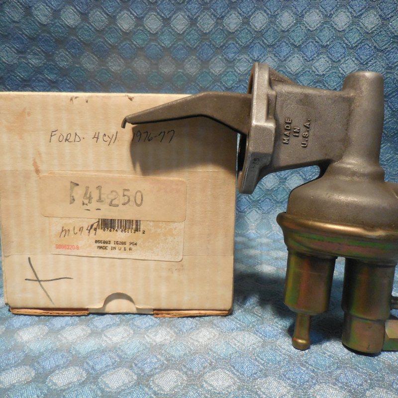 1976-1978 Mercury Capri 4 cyl NORS Fuel Pump 1977 # 41250