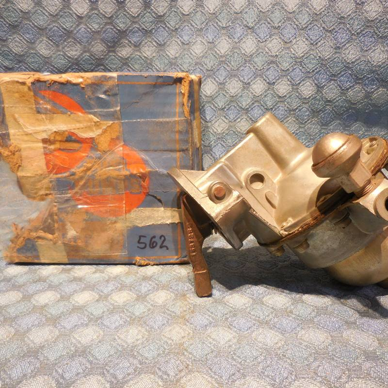 1940-1956 White Truck & Bus NOS AC Fuel Pump 1941 42 46 47 48 49 50 52 54 #562