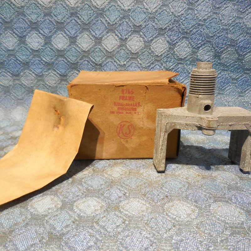 1953 1954 Ford Tractor NOS King Seeley Speedometer Frame