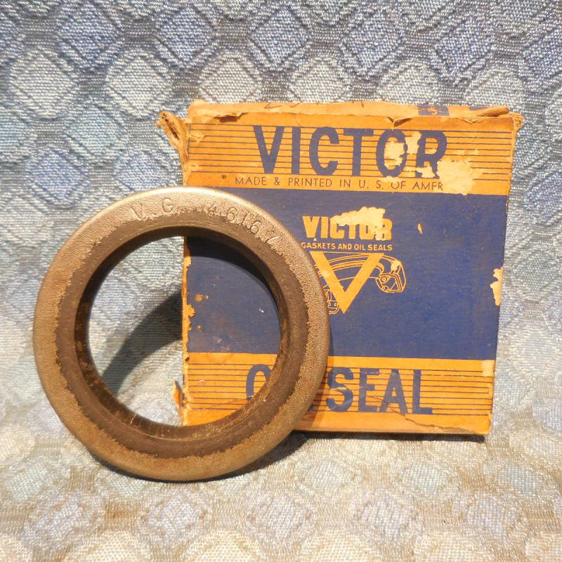 1958-1963 Pontiac NORS* Front Wheel Seal 1959 60 61 62 # 46167 (SEE DETAILED AD)