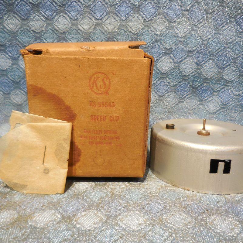 1959 Mercury NOS King Seeley Speedometer Speed Cup # 55563