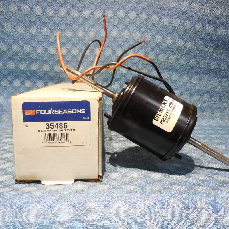 NEW Four Seasons HVAC Blower Motor # 35486