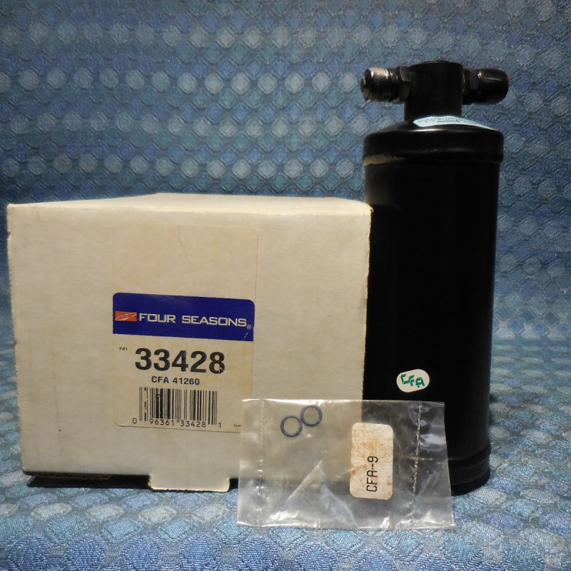 1983-85 Mazda RX7 85 Colt 86-96 Acura Integra NORS Filter-Drier #33428 (SEE AD)