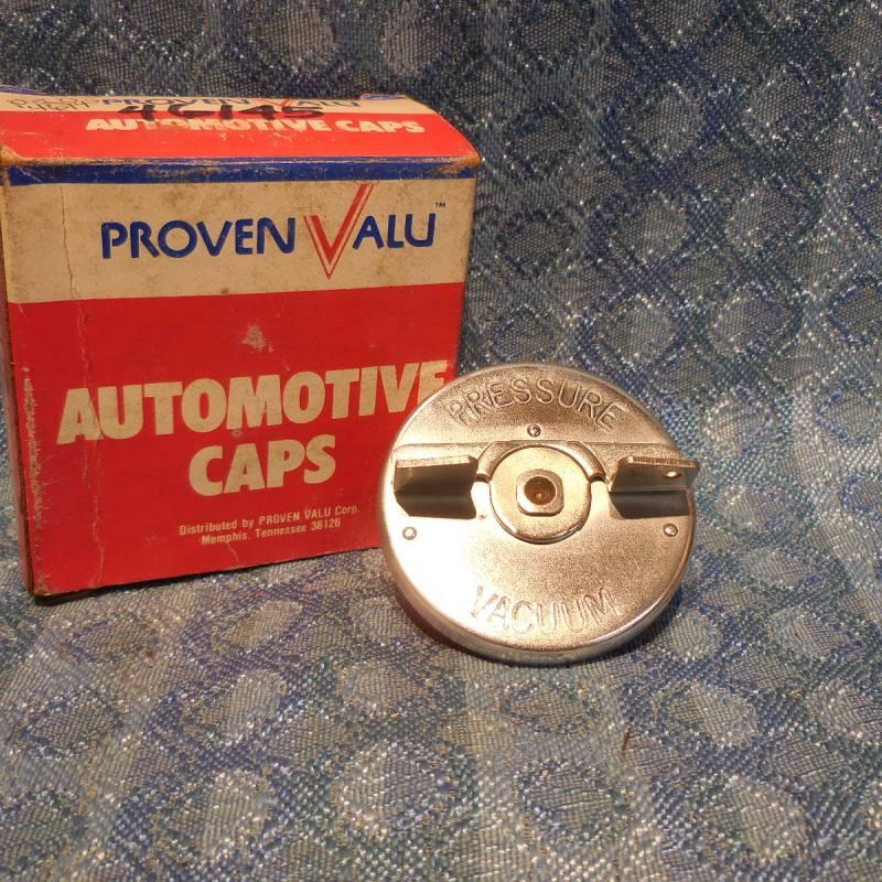 1970 Buick Chevrolet Eldorado NORS Gas Cap California Models NORS Gas Cap #34044