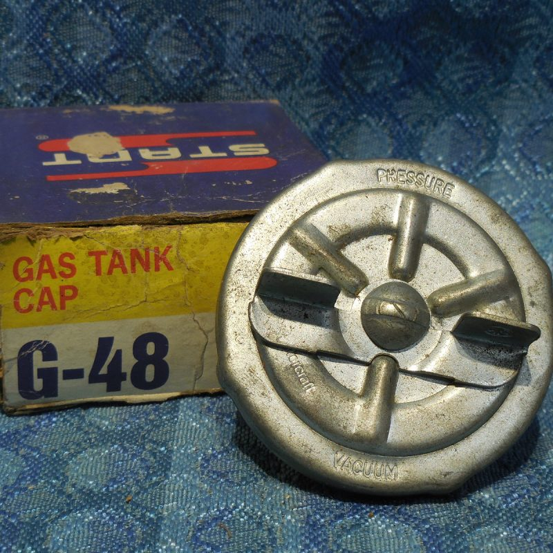 1973-1974 Chevrolet & GMC Truck 1962-70 Dodge Truck NORS Gas Cap # G-48 (SEE AD)