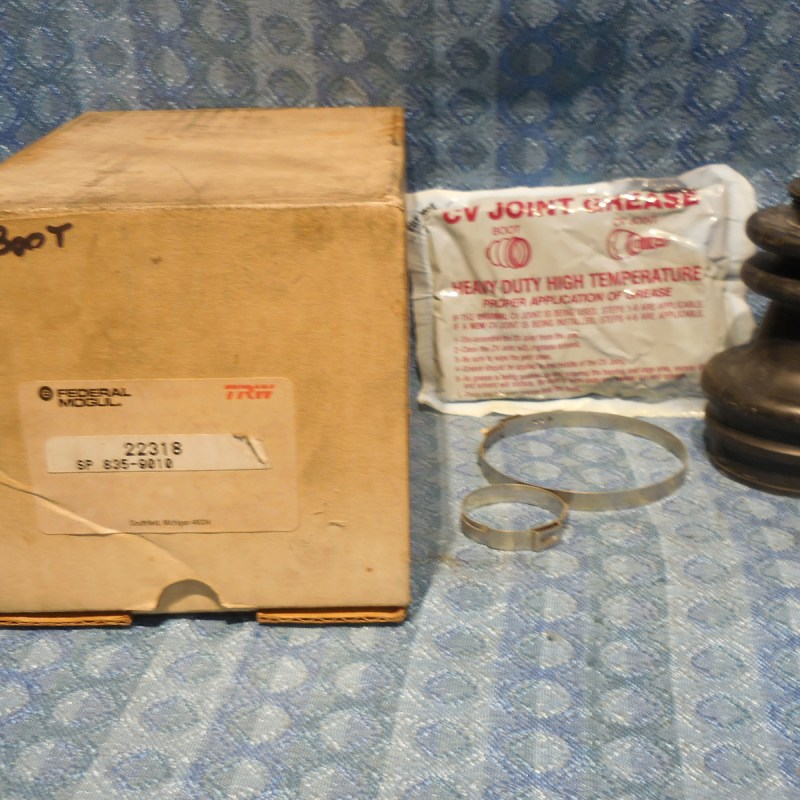 Federal-Mogul NORS Inside CV Joint Boot # 22318