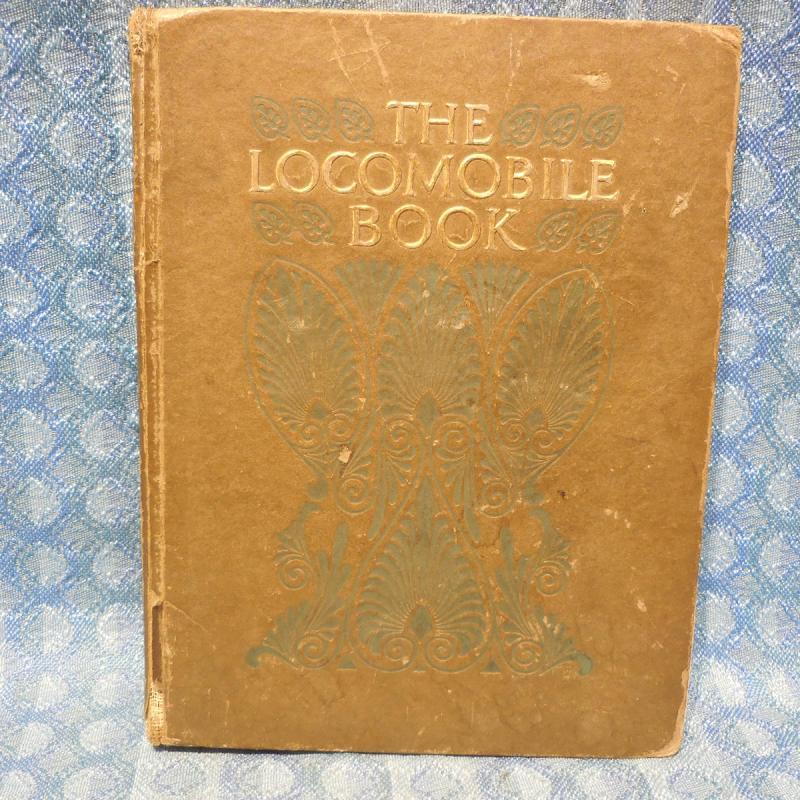 """1911 Locomobile Original Sales Book """"The car of 1911"""" The 30 Type L, & 48 Type M"""