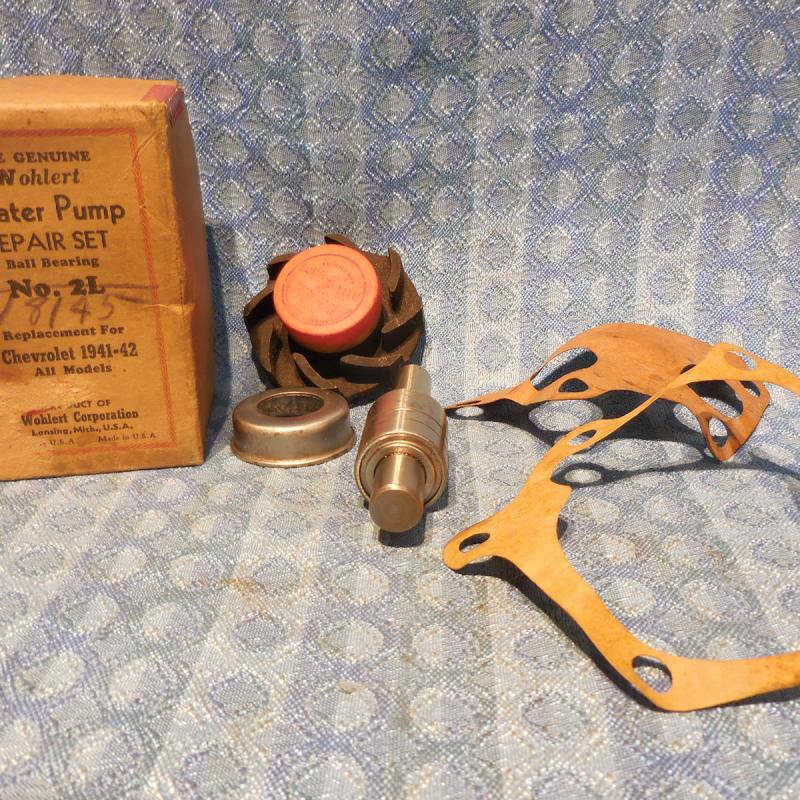 1941-1942 Chevrolet Pass NORS Water Pump Repair Kit