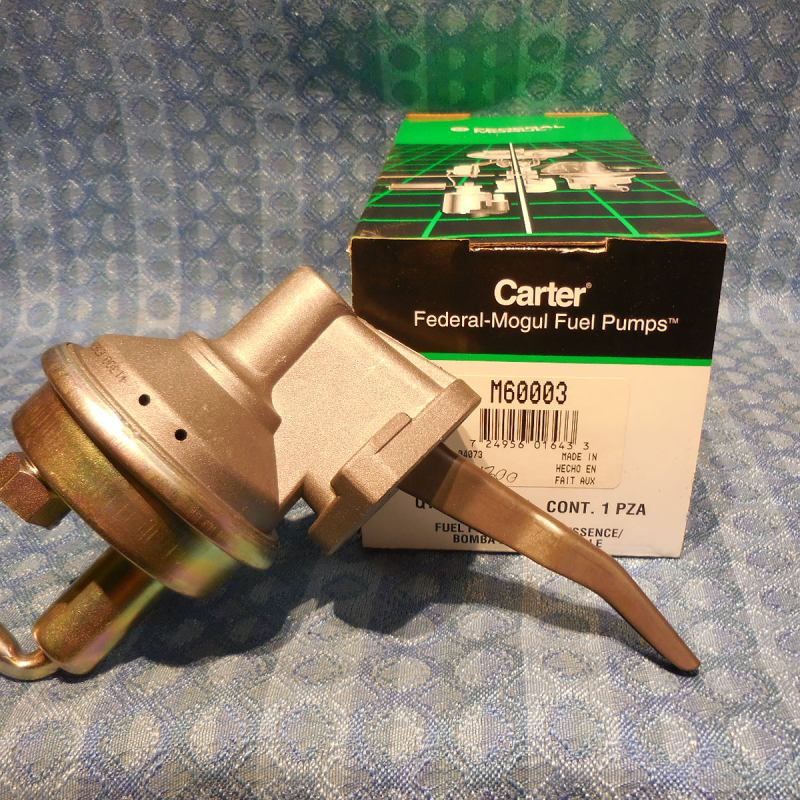 1979-85 Chevrolet Oldsmobile Pontiac 3.8L NORS Fuel Pump 82 84 #M60003 (SEE AD)