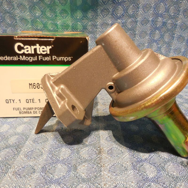 1981-1983 Chrysler Dodge Plymouth 3.7L 1982 New Carter Fuel Pump #M60322