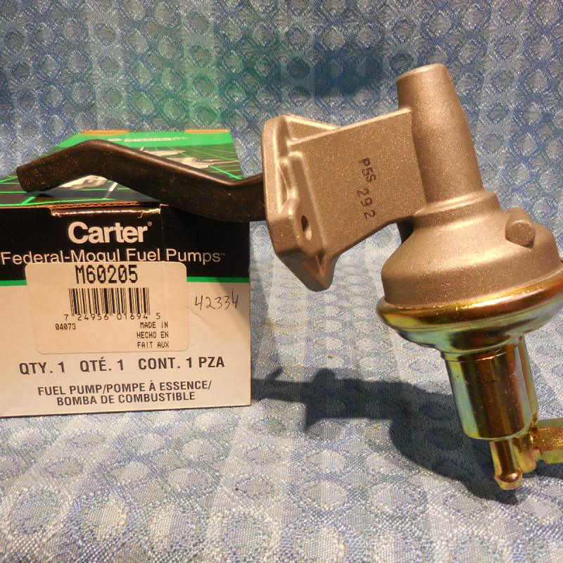 1982-1984 Ford Lincoln Mercury 3.8L 1983 NORS Fuel Pump #M60205 (SEE AD)