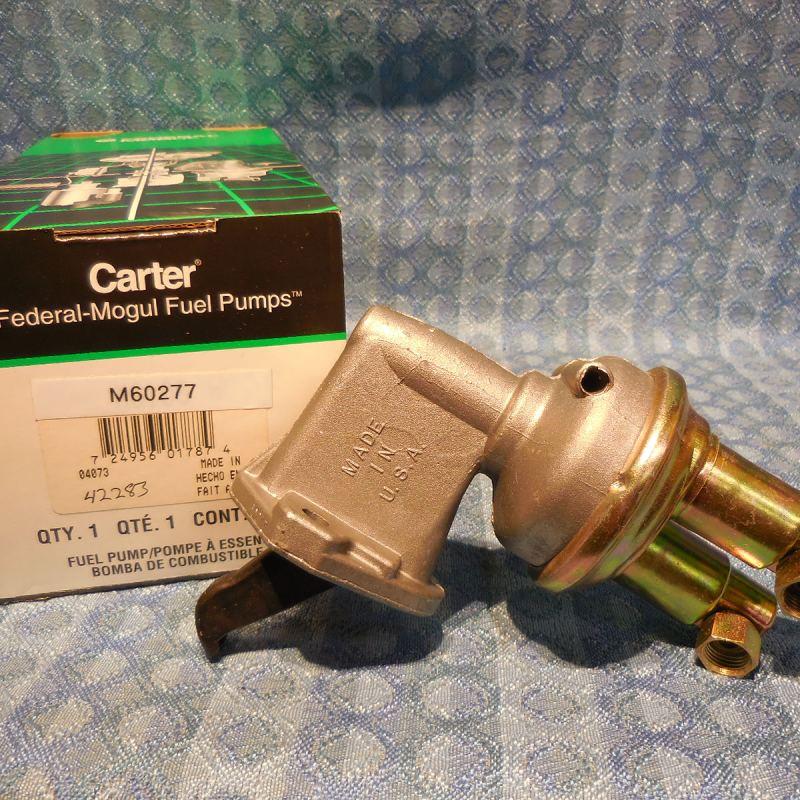 1984-1987 Tempo Topaz 2.3L NORS Fuel Pump #M60277 1985 1986