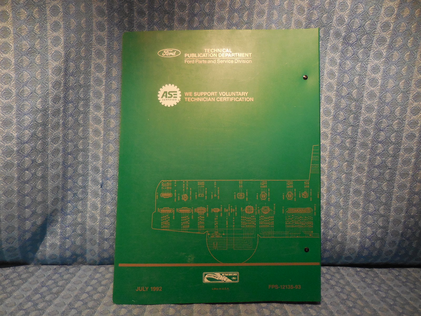 1993 Ford Truck Oem Wiring Diagrams F150