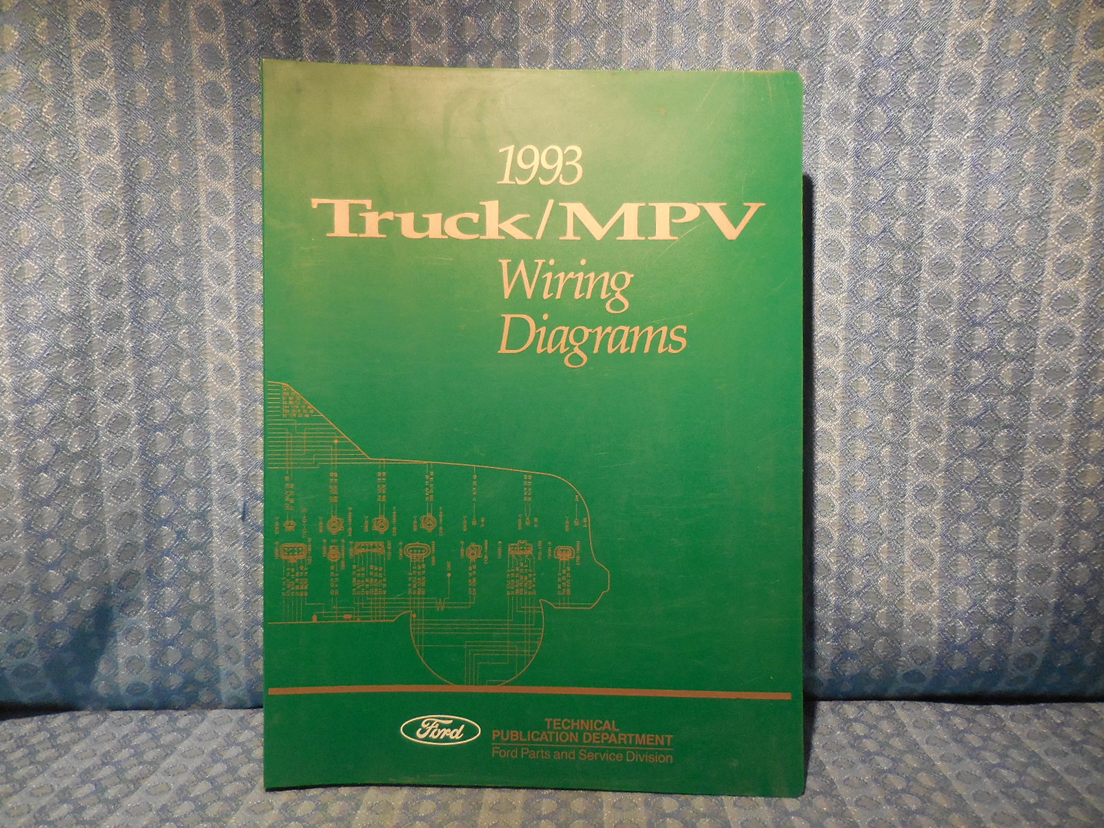 1993 Ford Truck Oem Wiring Diagrams F150 800 Ranger Econoline L F250 Diagram Series Explorer