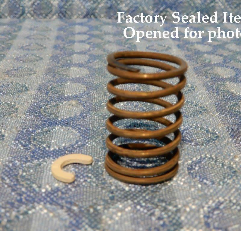 1928-1931 Ford Model A NEW Light Switch Spider Spring with Clip 1929 30 #B-3642