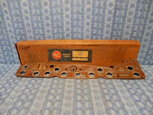 1959 Oldsmobile NOS Instrument Cluster Printed Circuit Panel w/spd warn #1586669