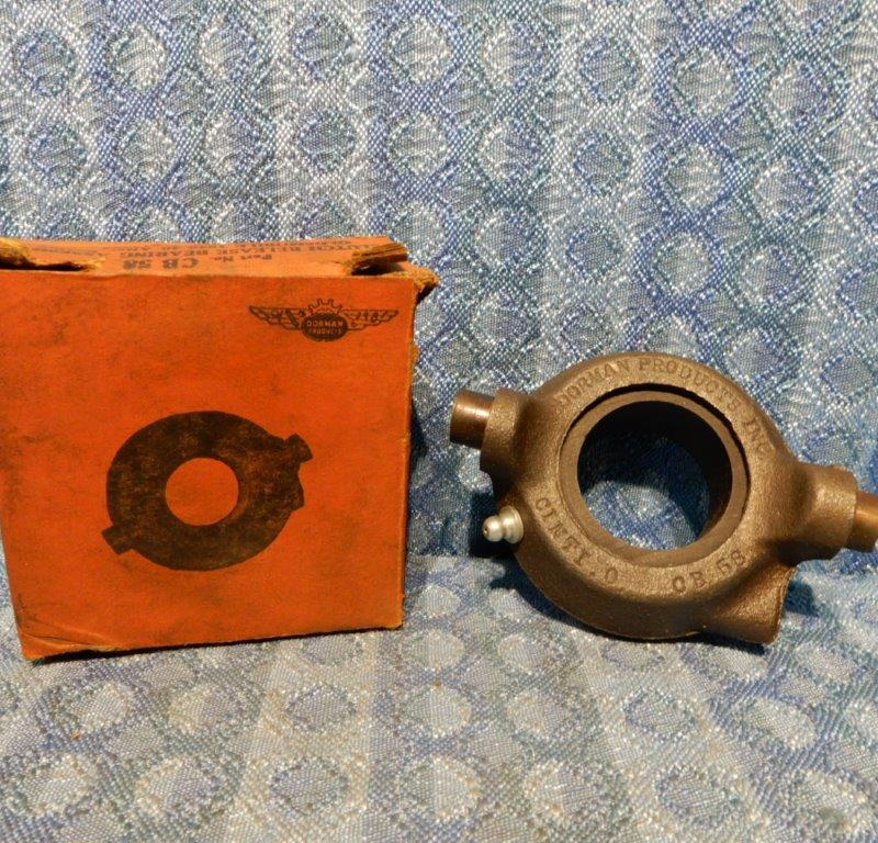 Late 1939-1950 Oldsmobile NORS Throwout Release Bearing 1940 41 47 48 49 #412577