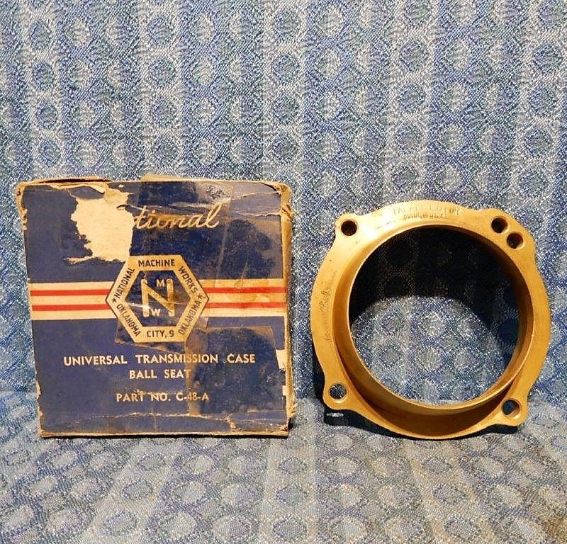 1929-1954 Chevy GMC 1933-1936 Pontiac NORS Brass Trans Case Ball Seat #348131