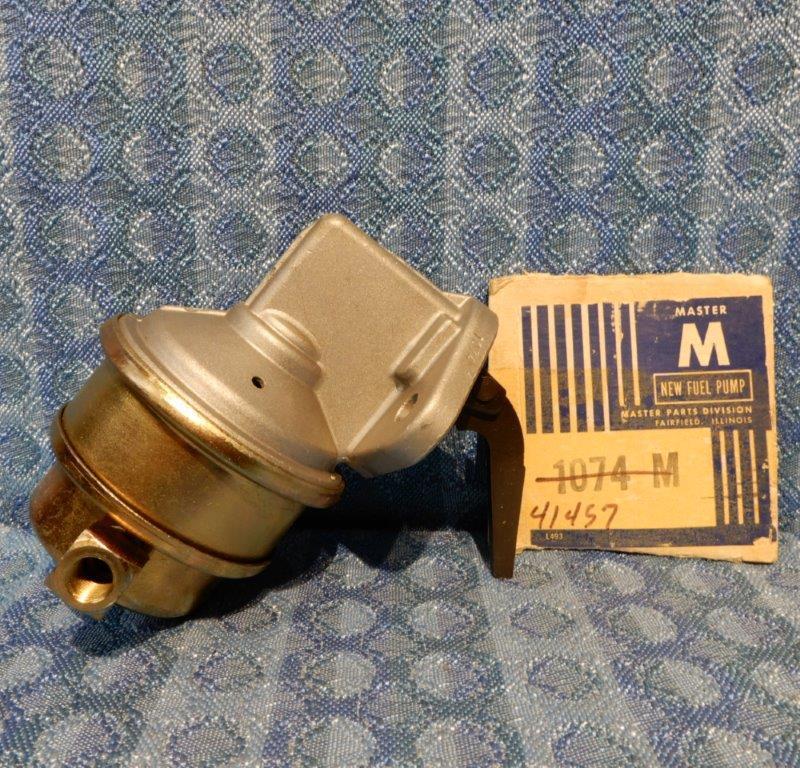 1971-1972 Toyota Corolla 1972 Carina 1588cc NORS Fuel Pump #41457